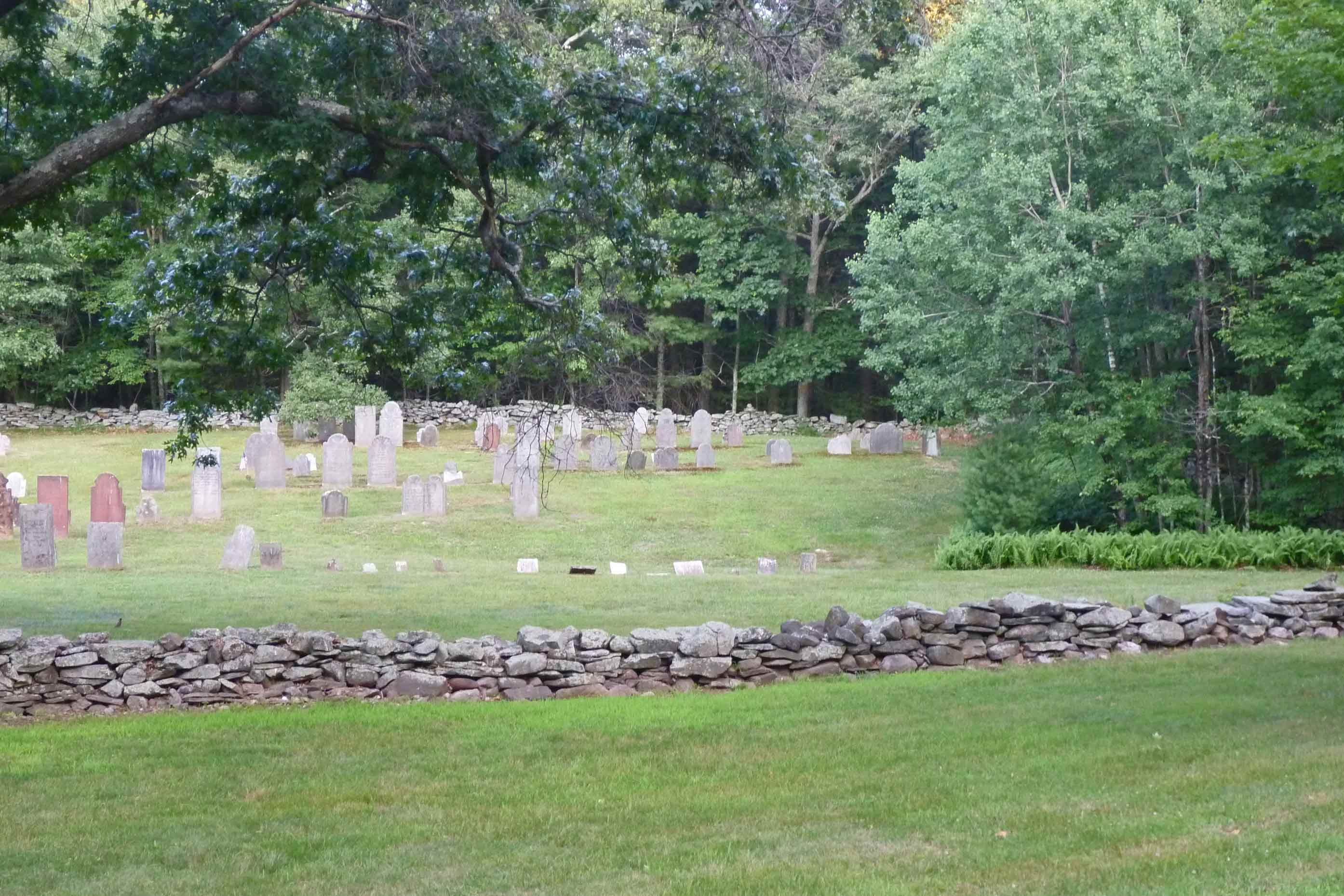 Bamforth Cemetery