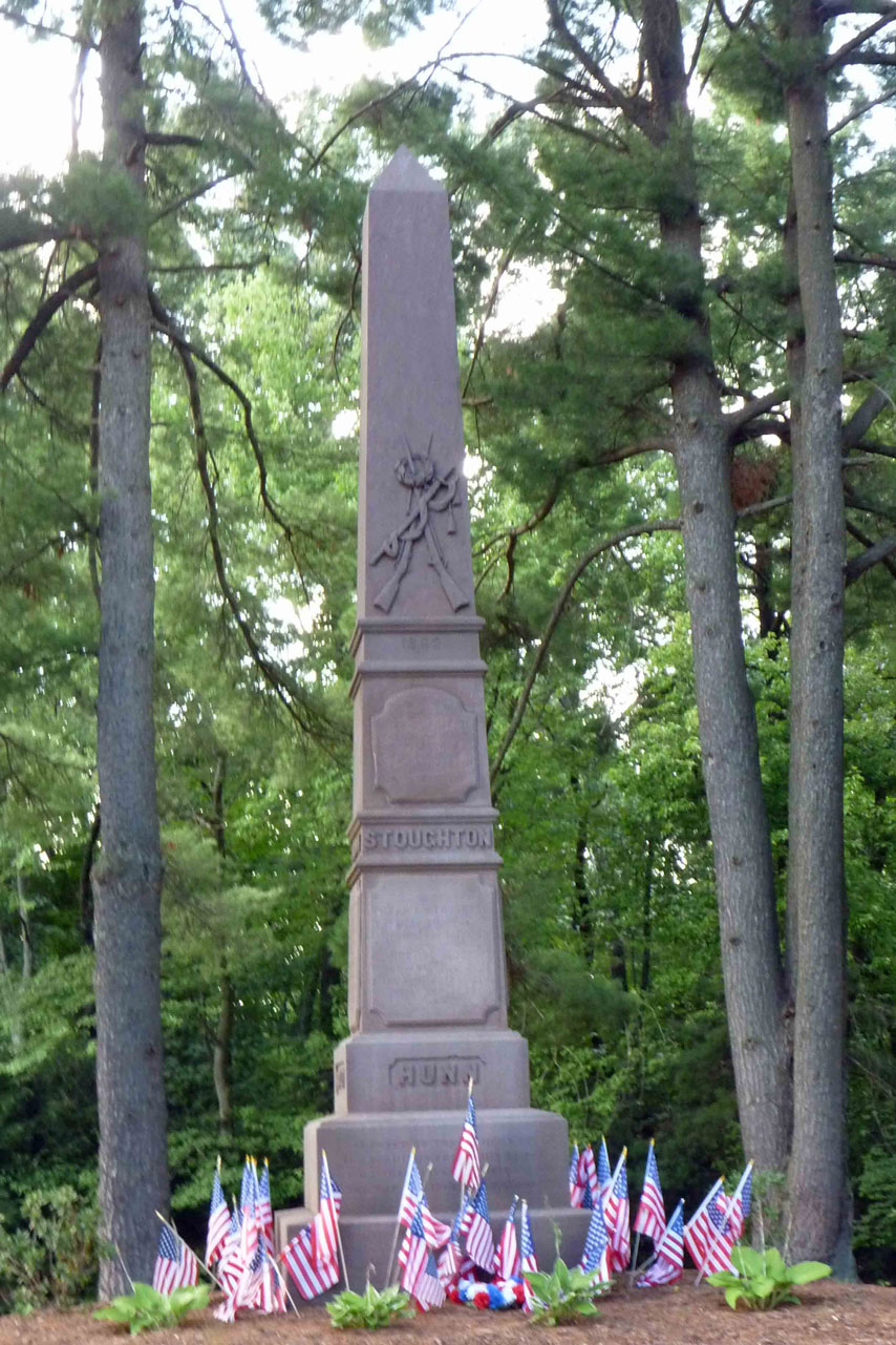 Mount Hope Obelisk