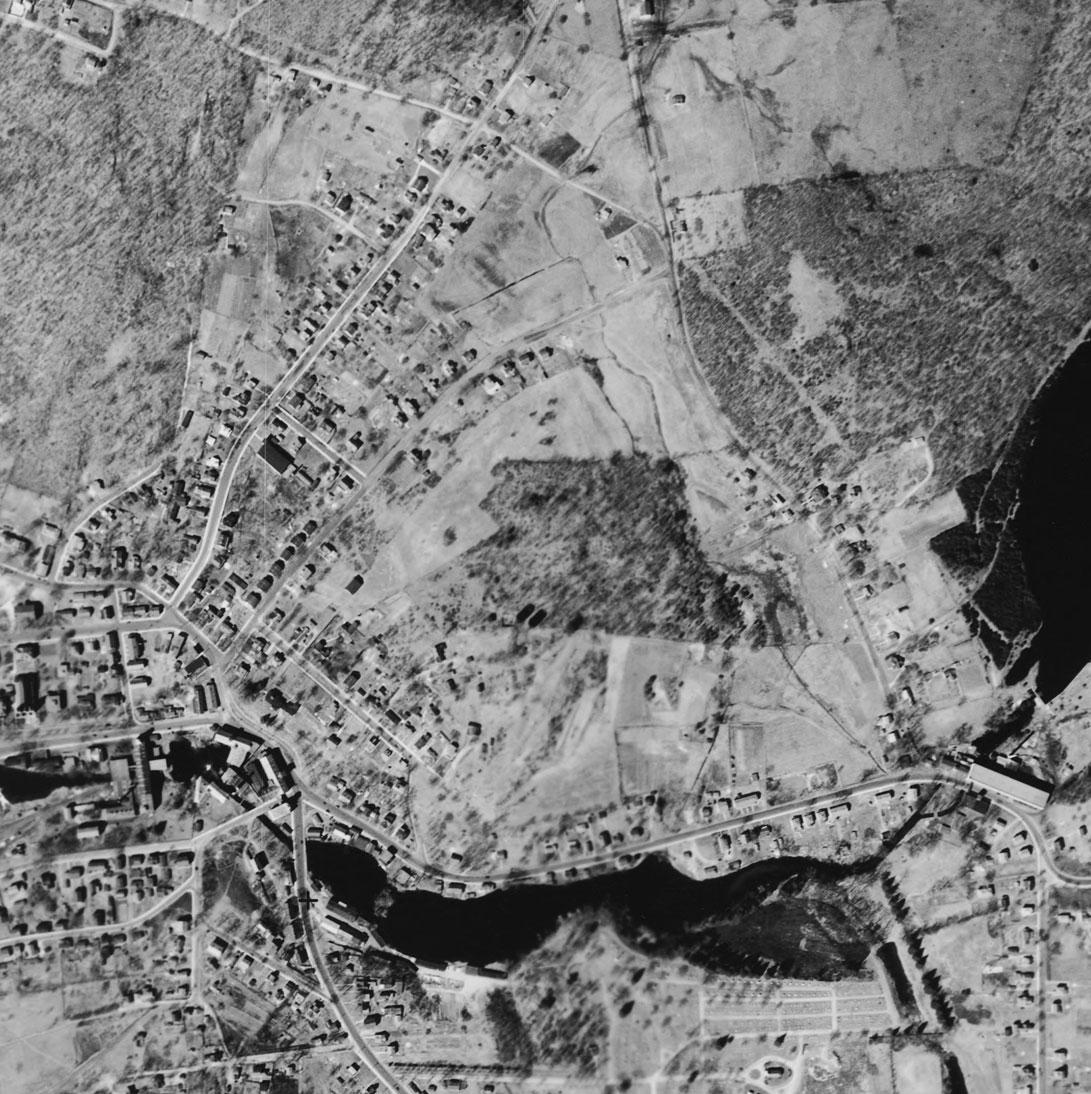 1934 Aerial Photo