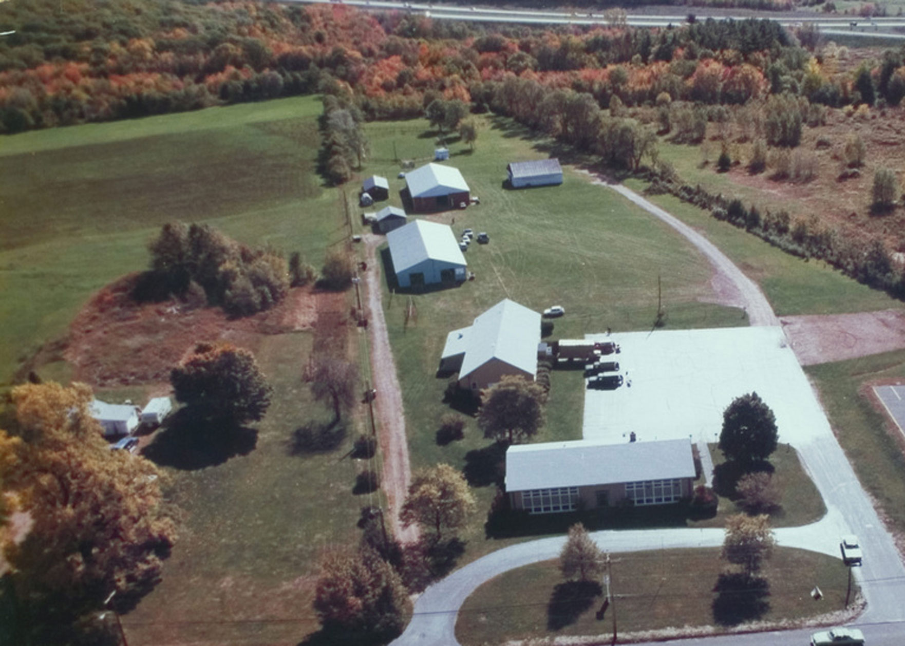 Tollanc County Agricultural Center