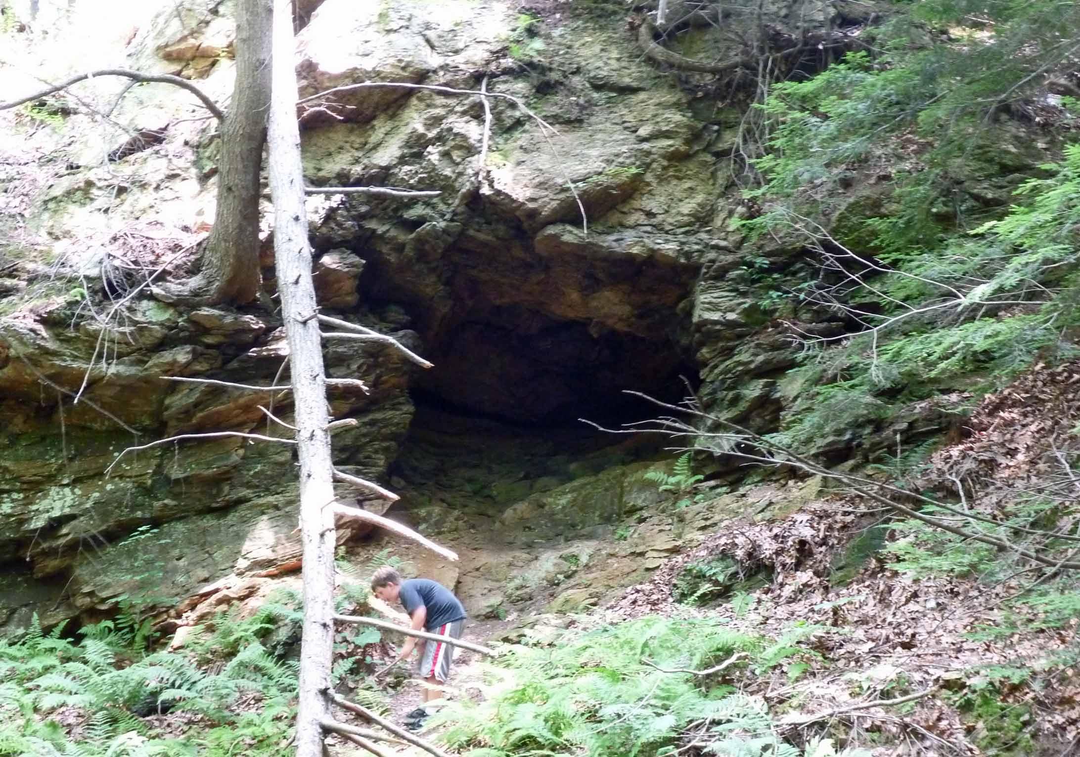 Gorge Cave