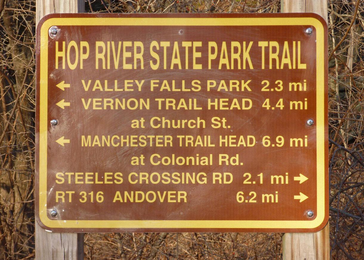 Hop River Trail